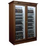 Cantinetta per vini refrigerata Lt. 310+310
