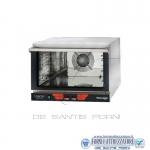 Forno Elettrico a convezione digitale 3 Teglie 600x400