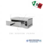 Forno elettrico per pizza 1 camera cm.37x55x5H