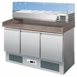 Banco refrigerato pizzeria refrigerazione statica