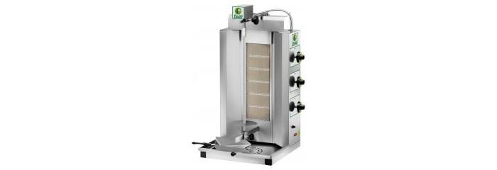 Gyros, macchine per Kebab