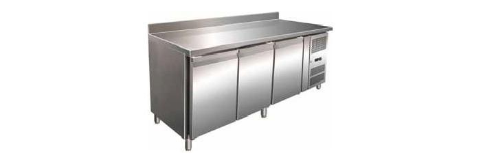 Banchi/Tavoli refrigerati