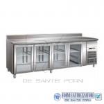Banco refrigerato ventilato GN1/1, prof. 700mm