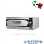 Forno elettrico per pizza 1 camera cm.72x72x14H