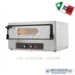Forno elettrico per pizza 1 camera cm.61x52x11H