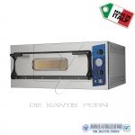 Forno elettrico per pizza 1 camera cm.72x108x14H