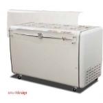 Vetrina gelato mantecato capacità 8 vasche