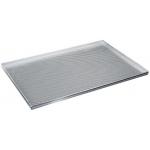 Teglie in alluminio forate (Kit da 5 pz.)