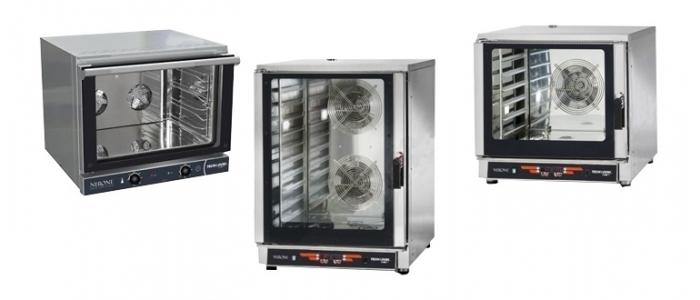 Forni termoventilati in offerta per pasticcerie euronorm