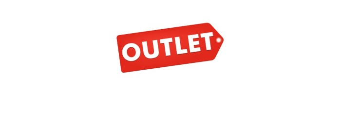 outlet in offerta