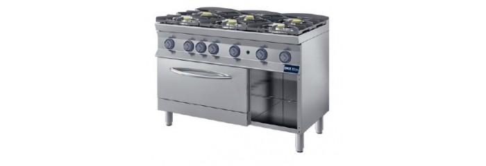 Cucine a gas prof.900
